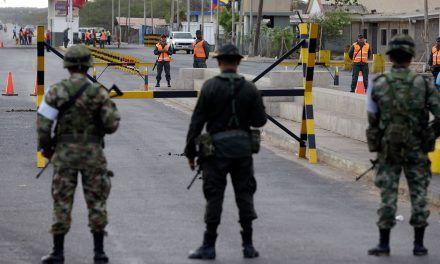 Ejército venezolano capturó a presuntos miembros del Cartel de Sinaloa en frontera con Colombia