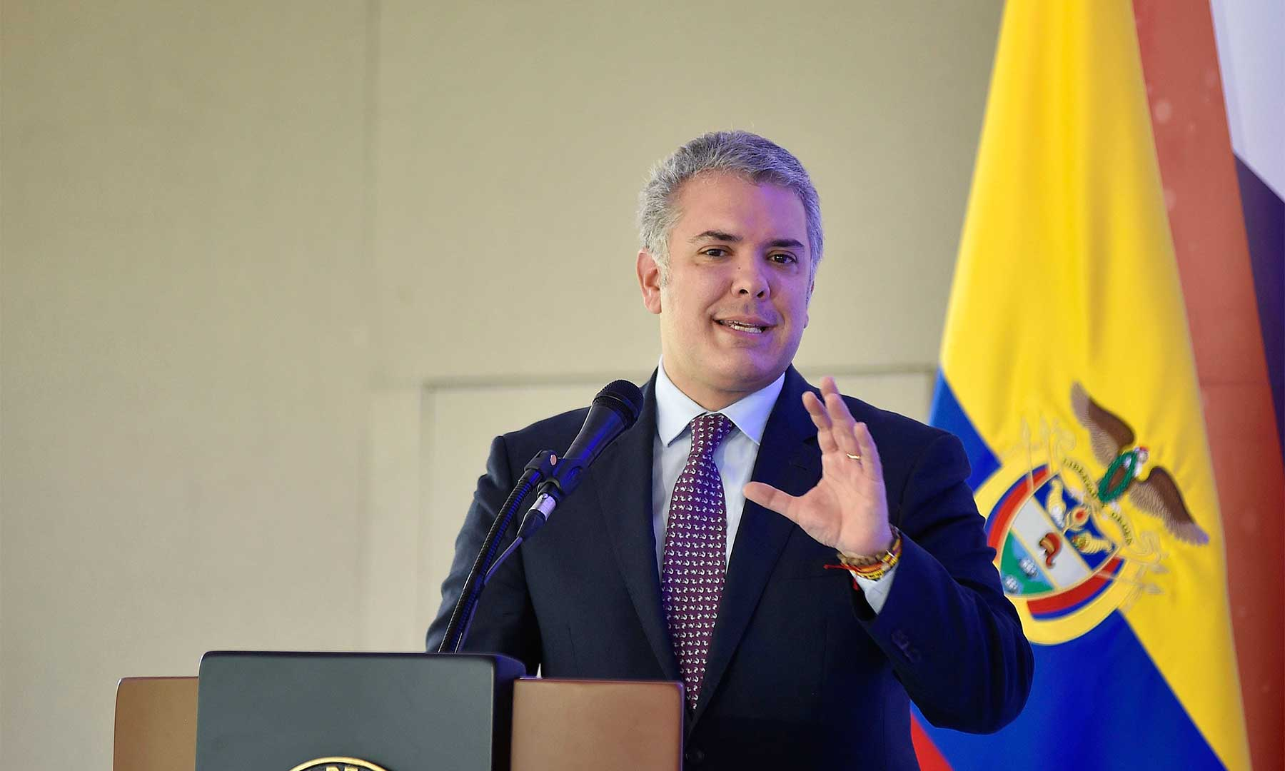 Presidente Duque desautoriza acuerdo logrado con Comité del Paro en Buenaventura