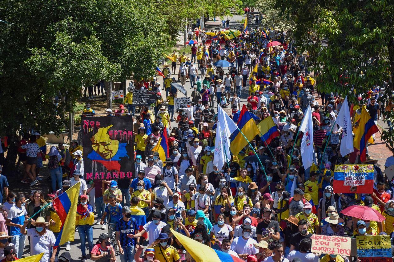 """""""Las manifestaciones no son vandalismo"""", la nueva arenga de la 'resistencia'"""