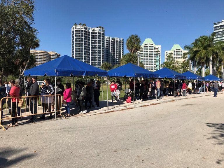 Miami reabrió por completo sus parques