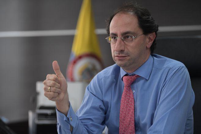 Presidente Duque designa como nuevo Minhacienda a José Manuel Restrepo