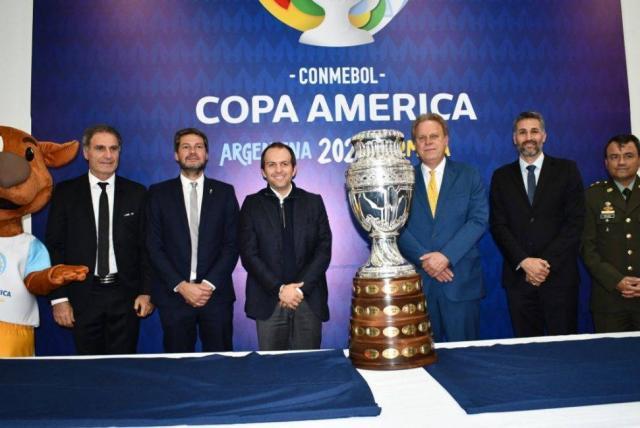 La Copa América no se hará en Colombia