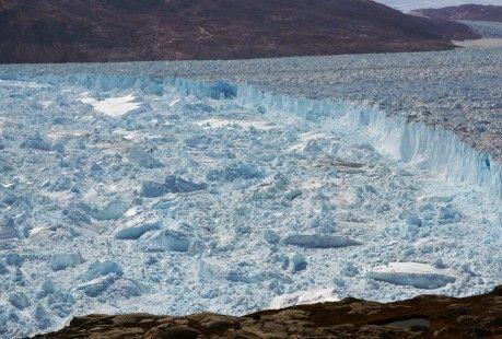 El deshielo de la Antártida podría alcanzar un punto crítico en 2060