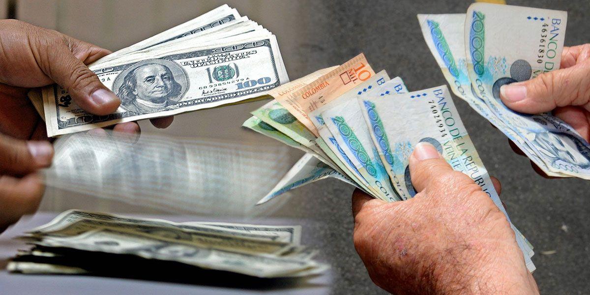 El peso colombiano, la moneda más devaluada del año