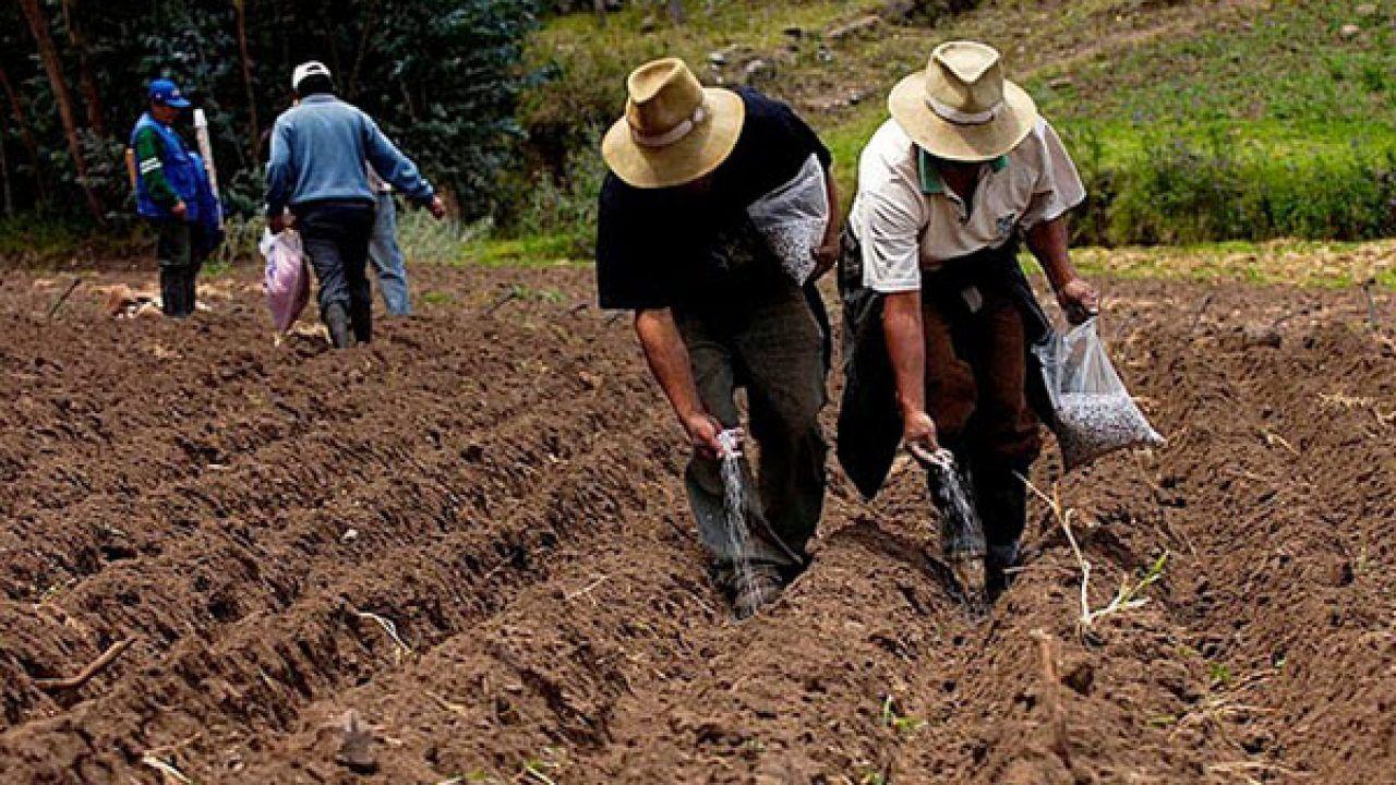 A los bloqueos se suma el incremento del precio de insumos agrícolas