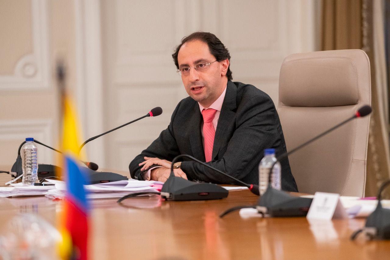 José Manuel Restrepo, nuevo ministro de Hacienda