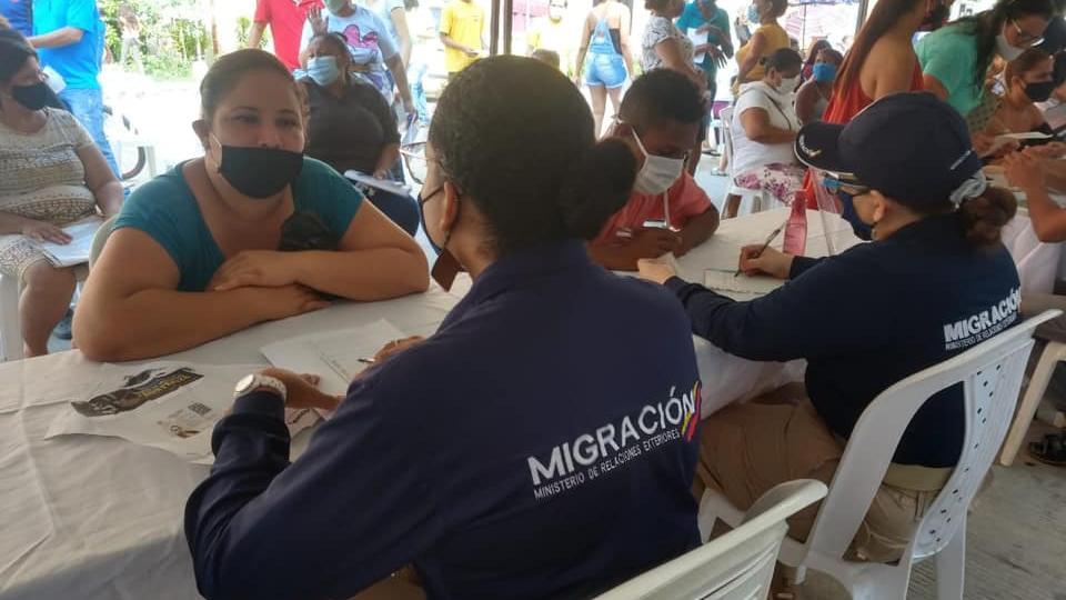 Registro de migrantes venezolanos arranca mañana