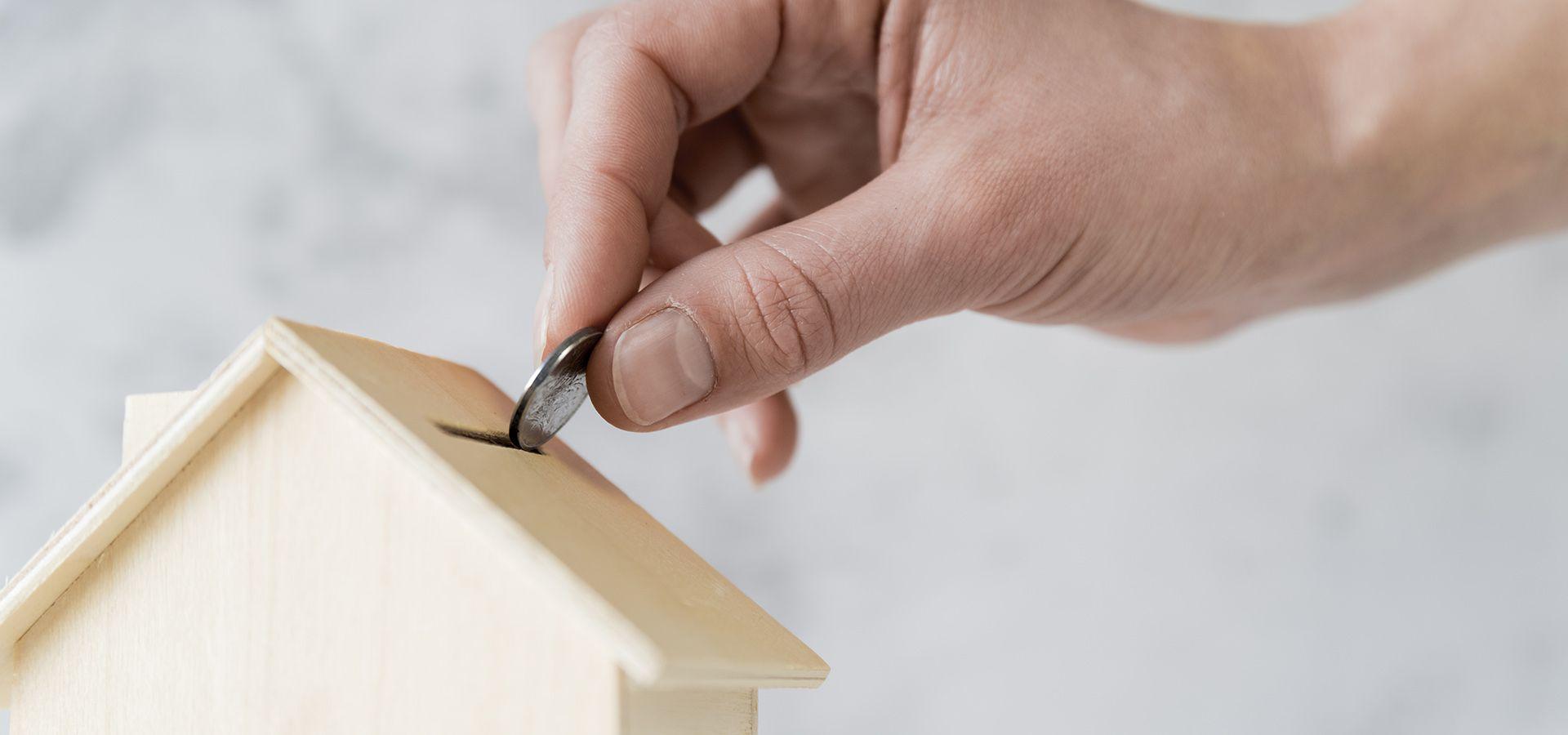 A la hora de pagar las deudas, primero está la vivienda