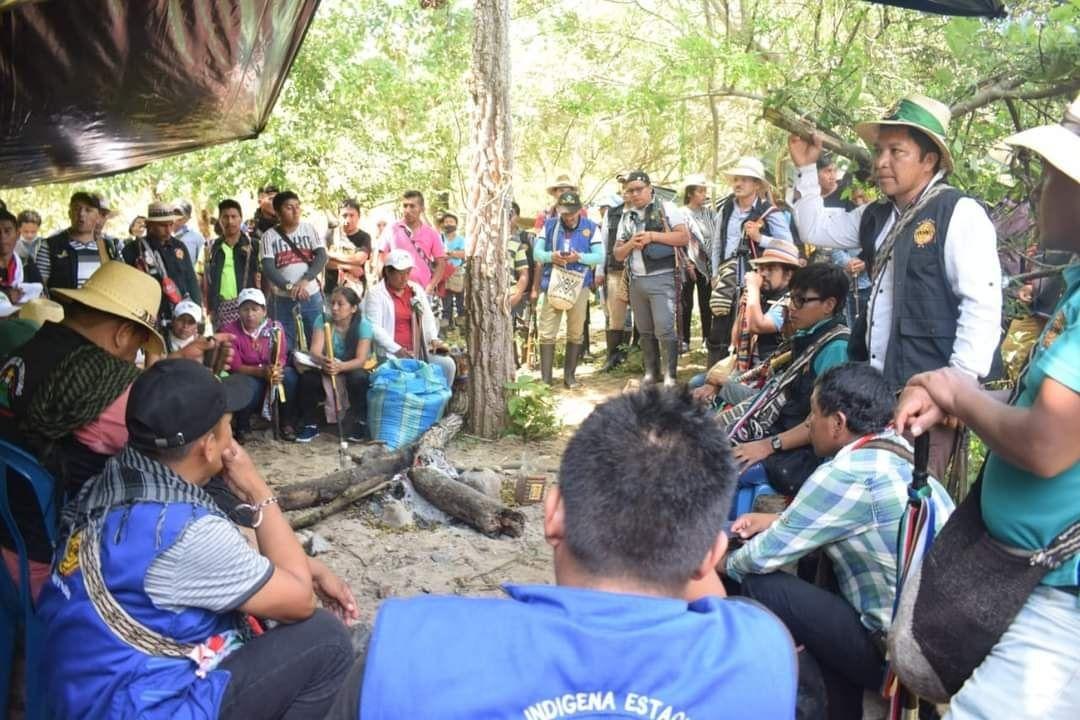 Indígenas, nuevos integrantes del Paro en el Huila