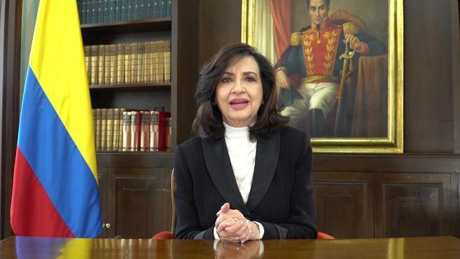 Cancillería respondió a criticas internacionales sobre exceso policial
