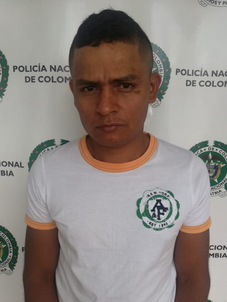 Capturado 'Carlitos' con revólver hurtado
