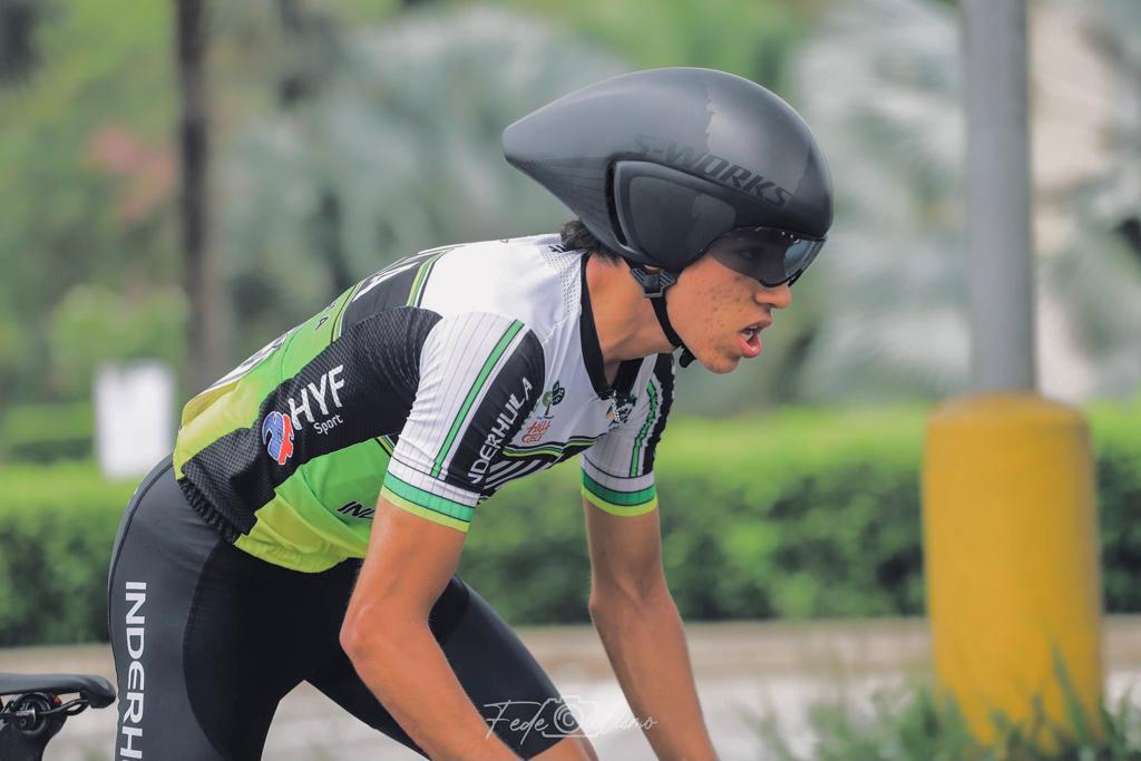 Juan Sebastián Rubiano del patinaje al ciclismo de alto rendimiento