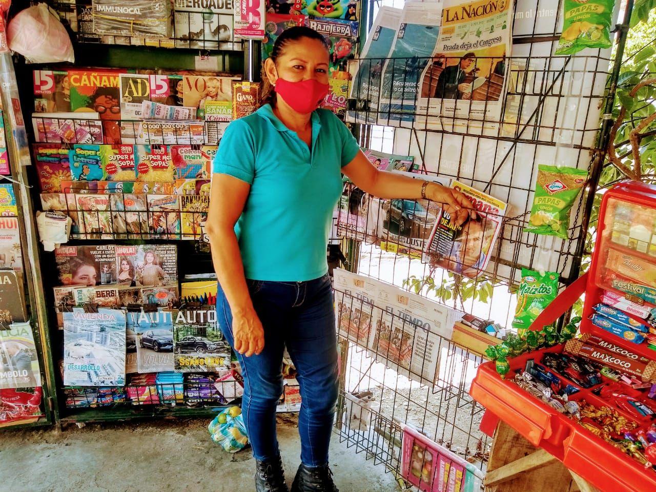 'La mona' de las revistas y periódicos