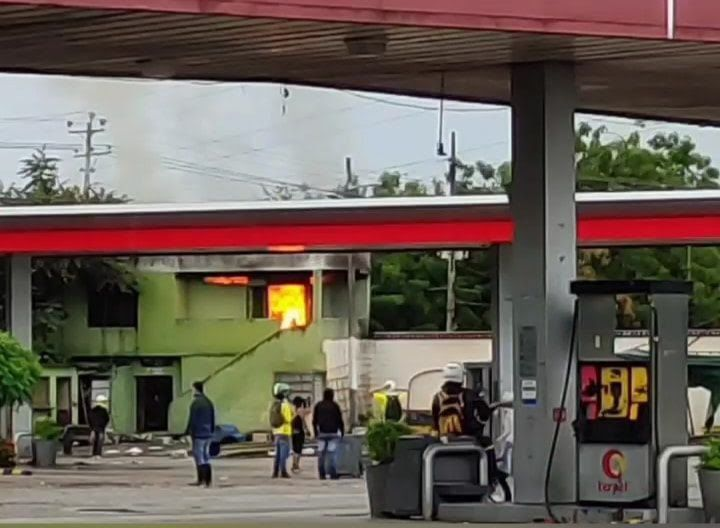 Manifestaciones en el Huila, ¿protesta o vandalismo?