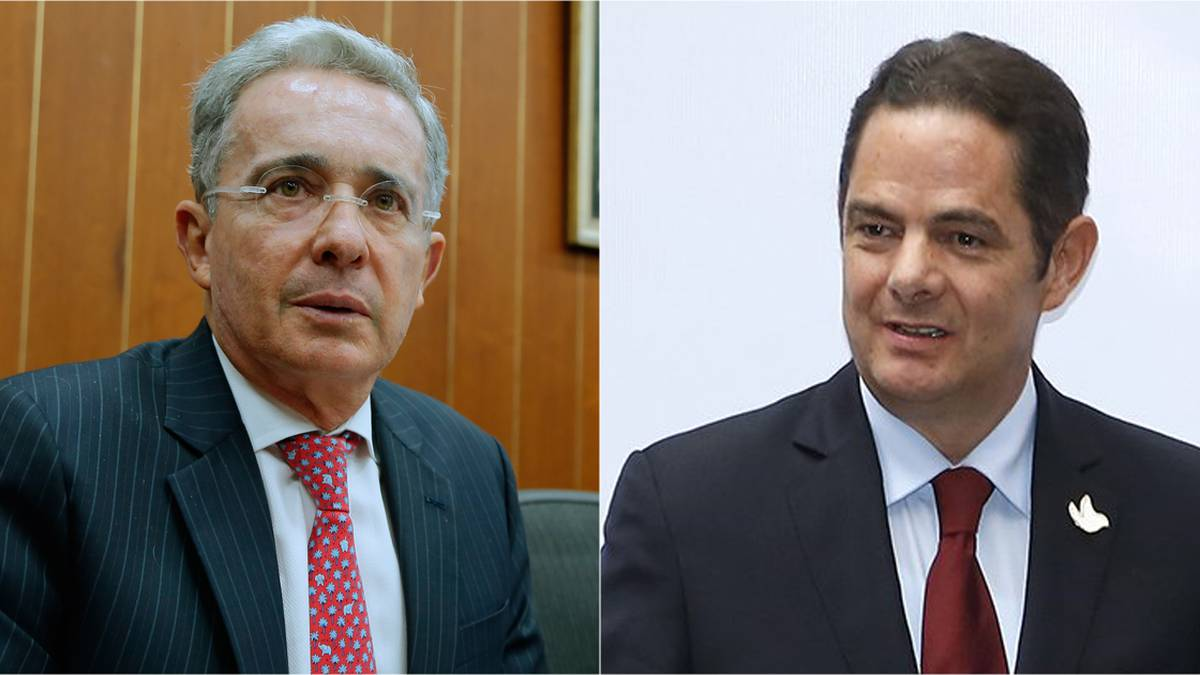 """""""Avanza el camino de la anarquía"""": Uribe sobre a acuerdo entre Gobierno y Comité del Paro en Buenaventura"""