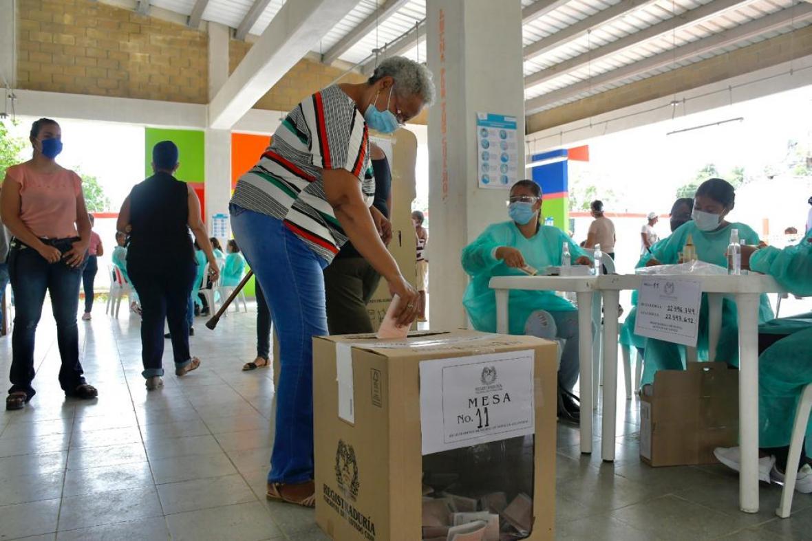 Registraduría anuncia calendario de elecciones presidenciales