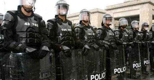 El 55 % de los ciudadanos desaprueba que el Esmad intervenga en manifestaciones cuando afectan a otros