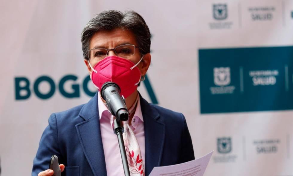 """""""Hay un reclamo profundo por cambiar una historia no una ley"""": Claudia López anuncia medidas en su regreso a la alcaldía"""