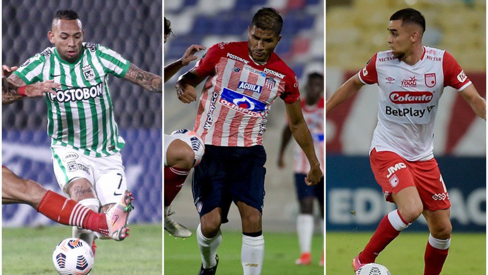 Tres años consecutivos sin equipos colombianos en octavos de final de la Libertadores