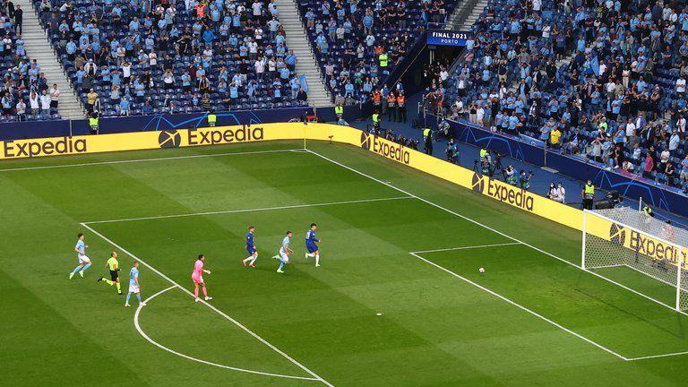 Chelsea se consagró campeón de la Champions League