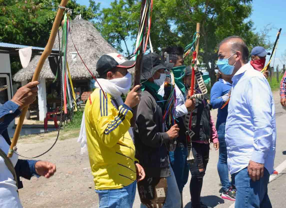 Huila tiene nueva comunidad indígena reconocida: Agua Fría del Patá