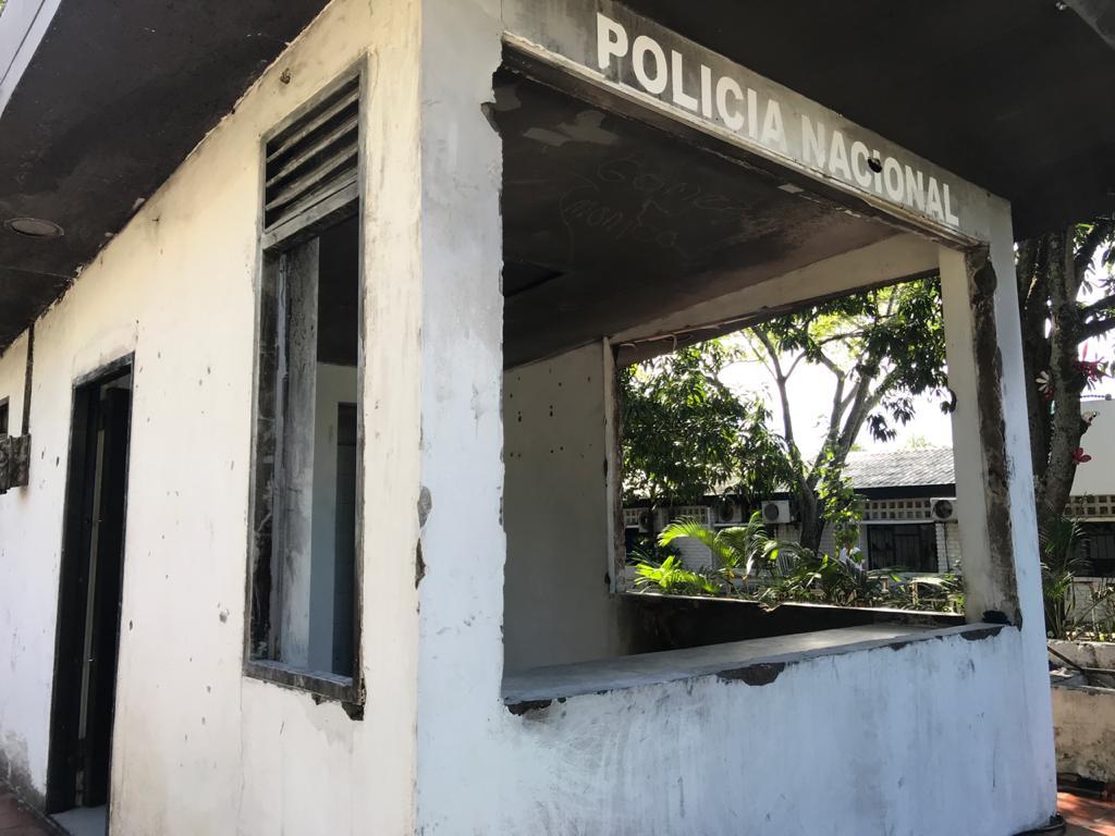Barrios y comunidades, los más afectados por el vandalismo