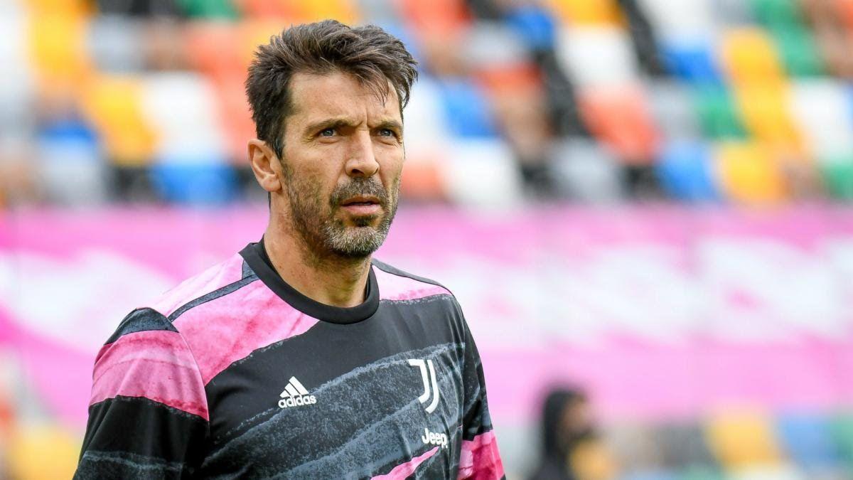 Gigi Buffon no va más con la Juventus, ¿Se retirará?