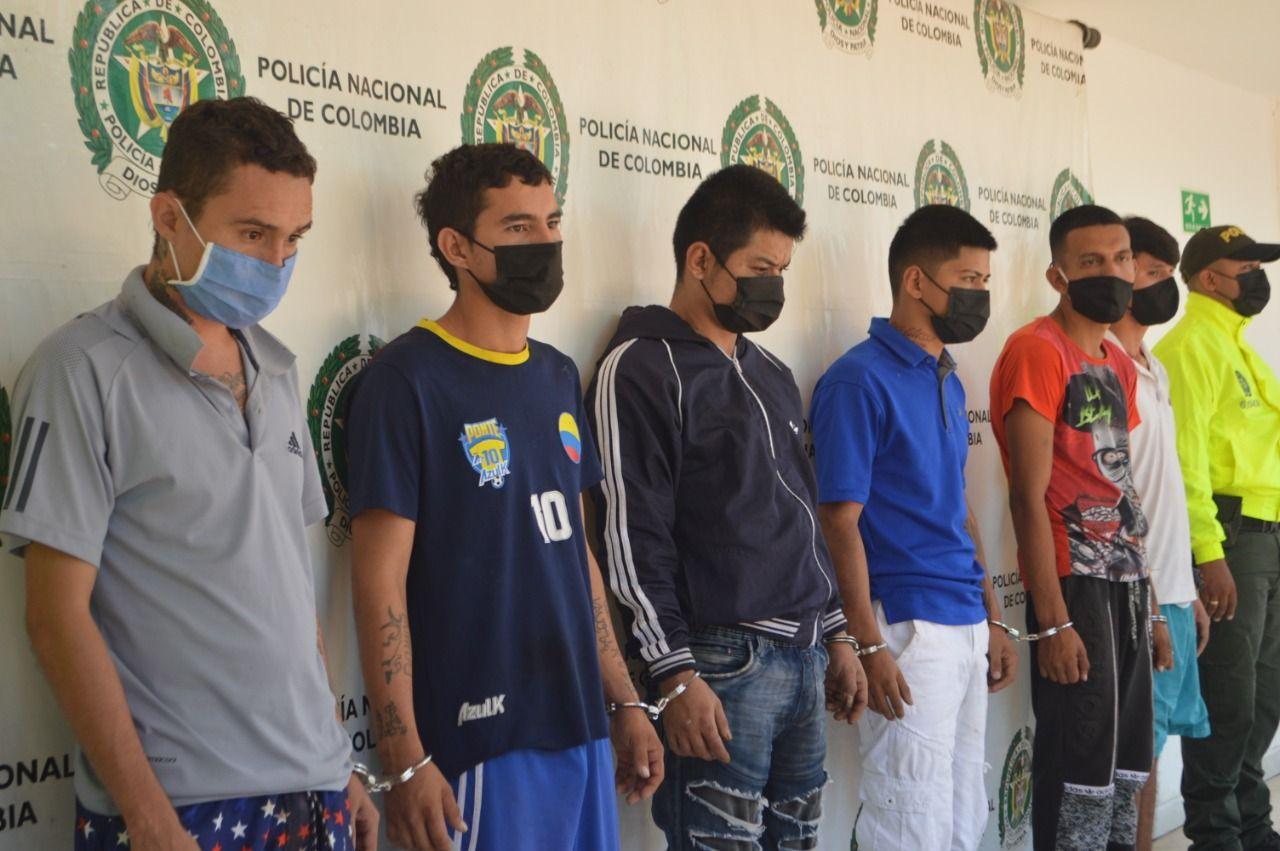 Desarticulado el grupo delincuencial 'Los Chachos'
