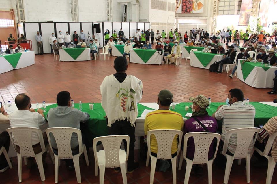 Comenzó Mesa de Diálogo Exploratorio en Pitalito