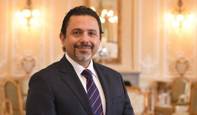 Miguel Ceballos, alto comisionado para la paz, renunció a su cargo