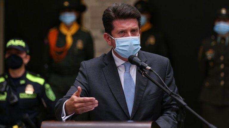 "Mindefensa advirtió ""terrorismo digital"" durante el Paro Nacional"