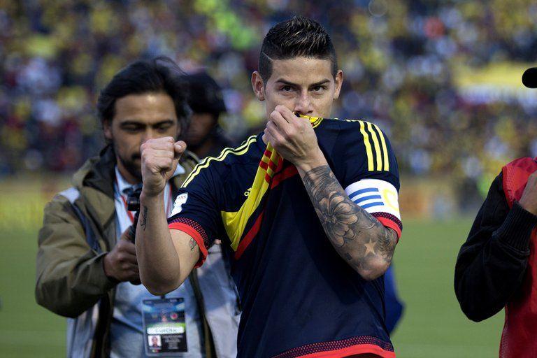Así quedaron los duelos de Colombia con Perú y Argentina por Eliminatorias
