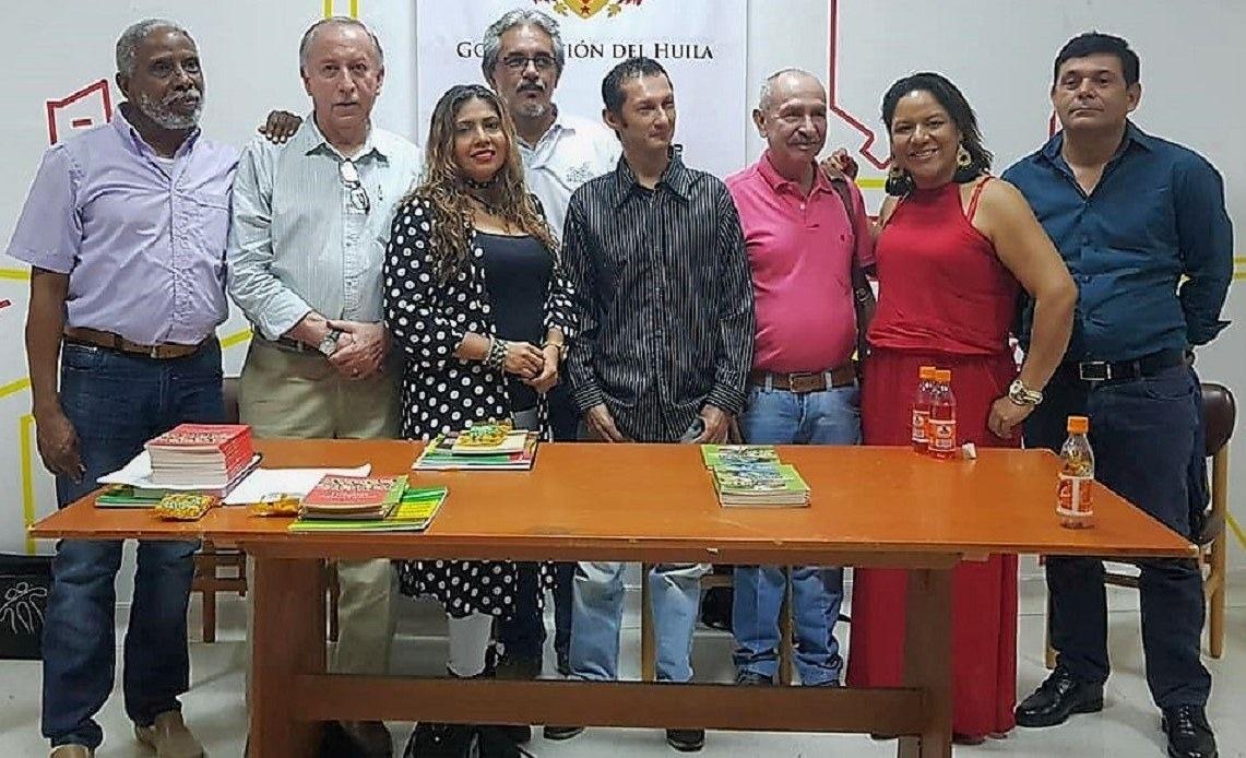 Cinco nuevas obras presentará el Fondo de Autores Huilenses