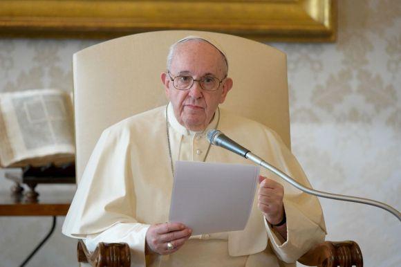 El Papa Francisco propone un salario universal