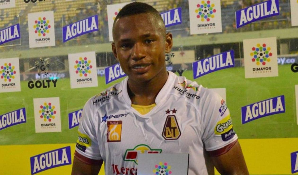 Jaminton Campaz, es el nuevo convocado a la selección Colombia