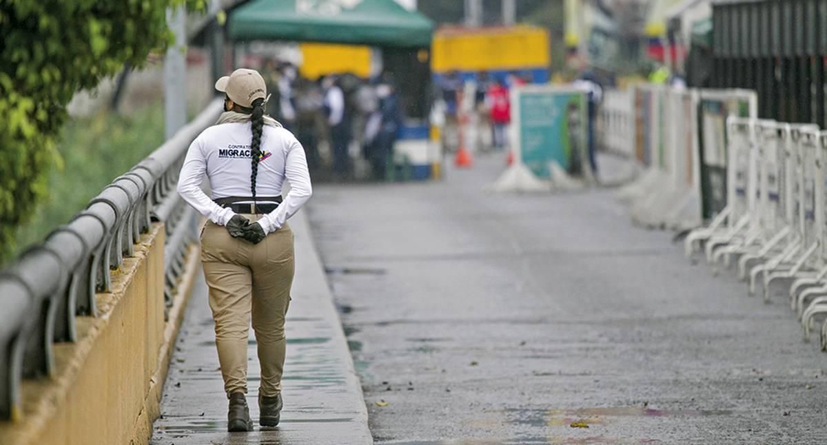 Dian y Polfa, detectaron infracciones en la frontera colombo-venezolana