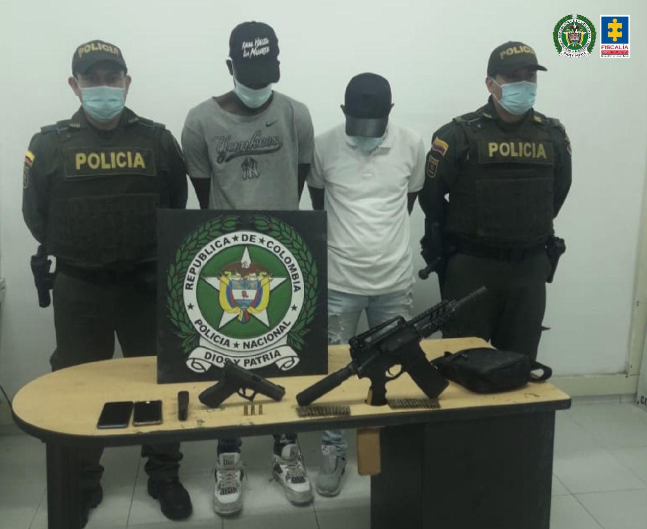 A la cárcel presuntos asesinos de 'Junior Jein'; no aceptaron cargos