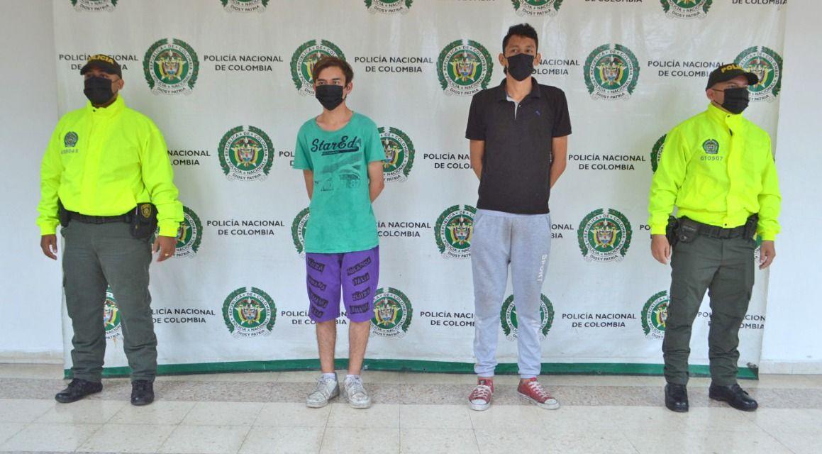 Dos manifestantes que ingresaron al Club del Norte capturados en flagrancia