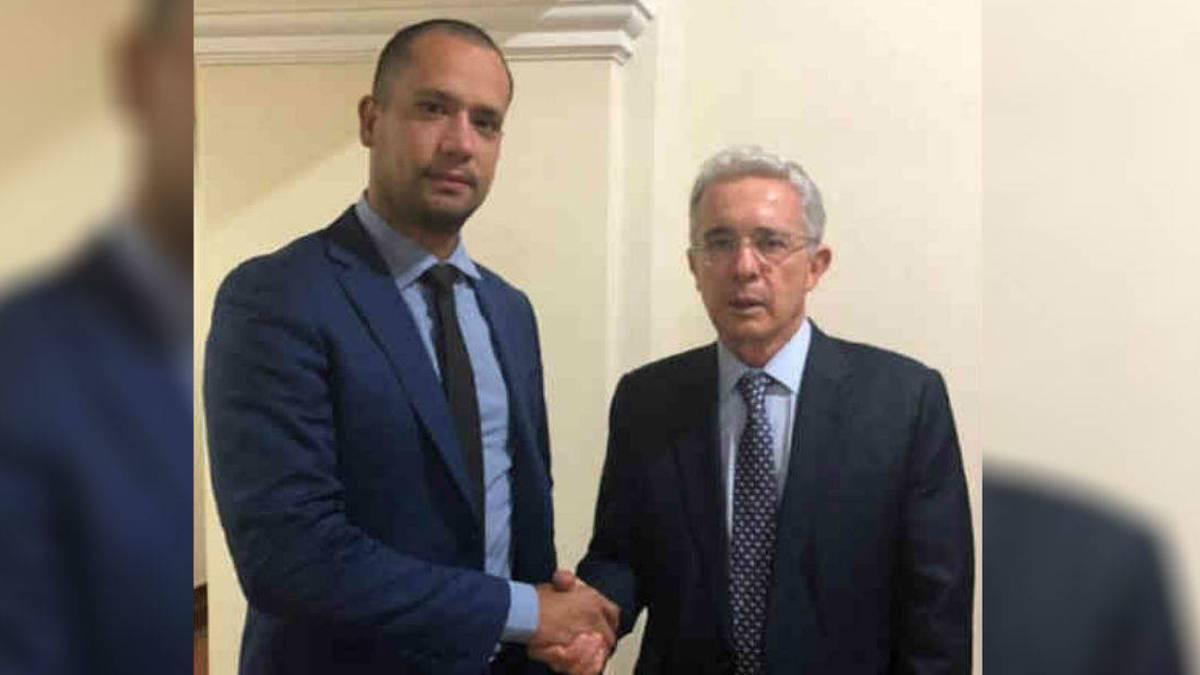 Diego Cadena, ex abogado de Uribe, seguirá preso