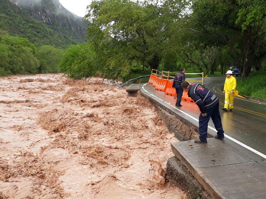Ideam alerta sobre posibles crecientes en ríos aportantes al Magdalena en el Huila