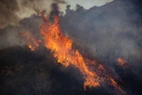 Crecen incendios en el oeste de EE.UU. por la ola de calor