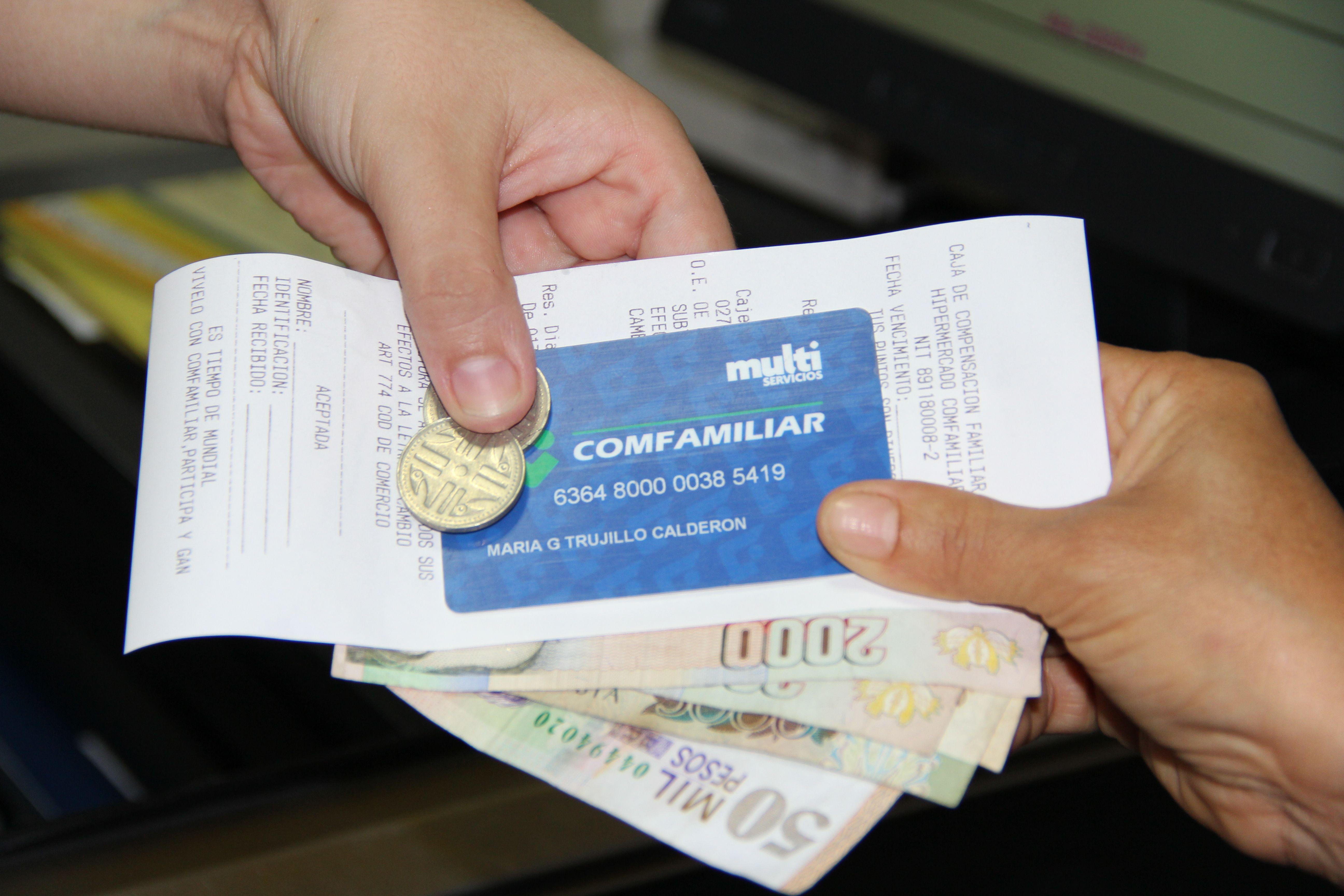 Fijada la cuota monetaria por departamentos que regirá para subsidios