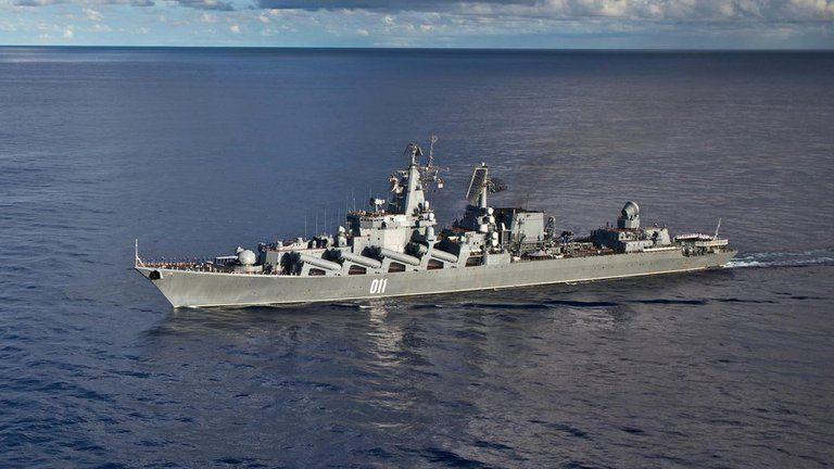 EE.UU en alerta por extraño ejercicio militar de Rusia en el océano Pacífico