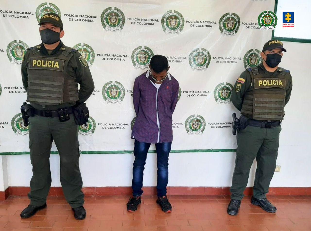 A prisión presuntointegrante de 'Los Intermediarios'