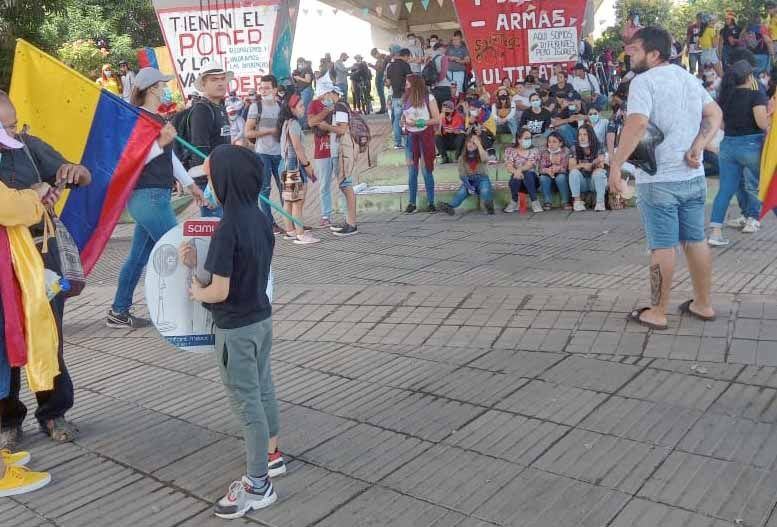 Marchantes listos en Neiva