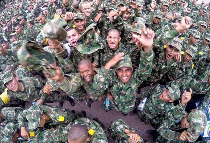 Demanda pide excluir a la población afro del servicio militar
