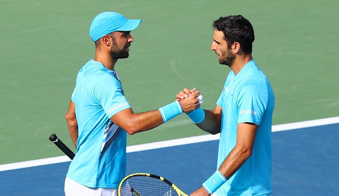 Cabal y Farah inician su participación en Roland Garros