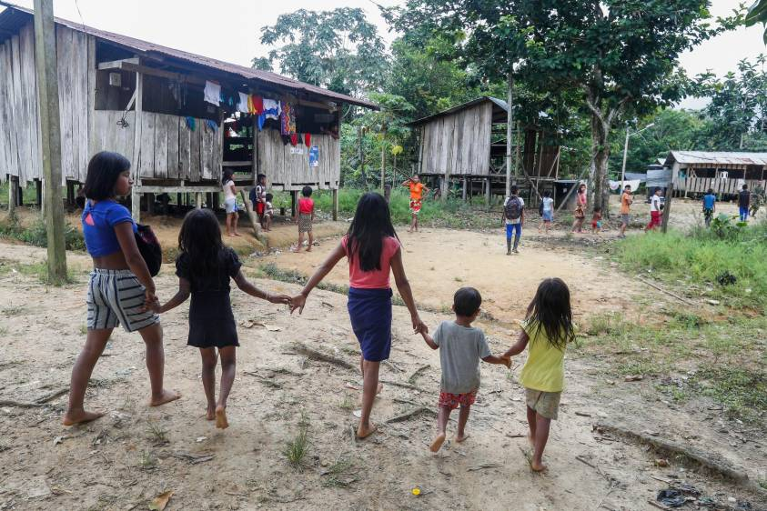 Más de un millón de niños han sido víctimas del conflicto armado en Colombia