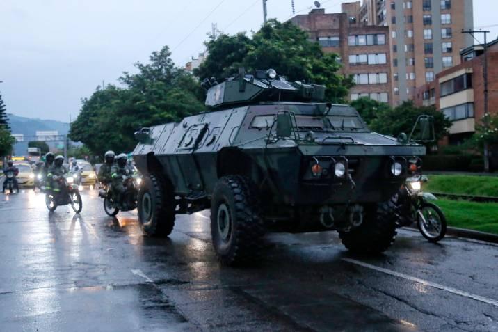 En la asistencia militar se deberá privilegiar el diálogo: Procuraduría