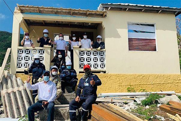 Estamos atrasados, pero esperamos ponernos al día: Susana Correa sobre reconstrucción de Providencia